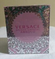 Treehouse: Versace Bright Crystal Absolu EDP Perfume Spray For Women 90ml