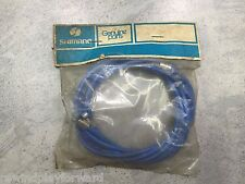 NOS Vintage Blue Shimano 600 Brake Cable Fixie BMX Dia Compe Old Skool