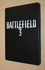 Battlefield 3 very rare Steelbook no Game only Steelcase G1