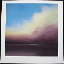 LAWRENCE COULSON Original Giclee, To Shore, Signed Numbered, Artist's Proof