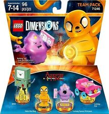 Lego Dimensions: Adventure Time Team Pack Video Game