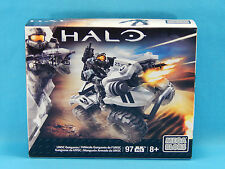 Mega Bloks Halo UNSC Gungoose 97pcs New Sealed 2015 Noble 6 Figure
