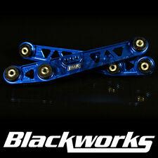 Blackworks BWR Rear Lower Control Arms LCA - BLUE (1994-2001 Acura Integra) DC2