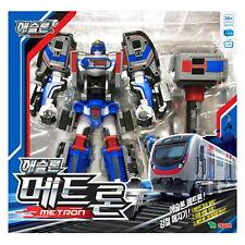 2017 NEW TOBOT ATHLON METRON Transformer Robot Metro Toy /Korea Animation Figure
