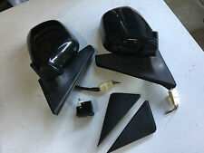 JDM TOYOTA BB SCION NCP31 POWER FOLDING MIRRORS WITH SWITCH AND COVERS OEM
