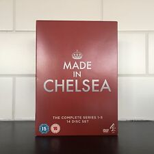 Made In Chelsea - Series 1-5 [DVD] DVD 14 Disc Set VGC Fast Dispatch