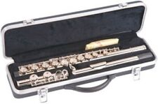 Odyssey OFL100 Debut Straight Flute Outfit complete in a Plush Lined ABS Case