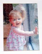 A4 120 piece jigsaw personalised with your image, photo, logo & text