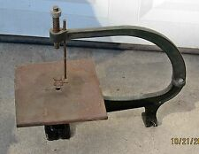 Old Vintage Searjeant Scroll Saw with 12 inch depth cut