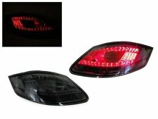 ALL SMOKED LED REAR TAIL BACK LIGHTS LAMPS PORSCHE BOXSTER & CAYMAN 987 05-2008