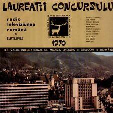 Festivalul de Muzica Brasov 1970, Laureati Concursului - Romania LP