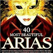 40 Most Beautiful Arias, Maria Callas, Katherine Jenkins,, Excellent