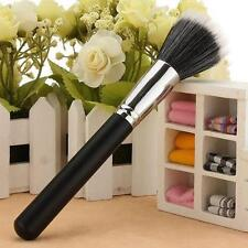 Makeup Cosmetic Duo Fiber Stippling Mineral Brush Blush Foundation Powder JUH