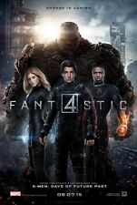 Fantastic Four - original DS movie poster  D/S 27x40 Final