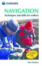 Navigation : Techniques and Skills for Walkers 0 by Pete Hawkins (2007,...