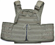 MSA Paraclete Hard Plate Carrier HPC Delta CAG Smoke-Green Large 2