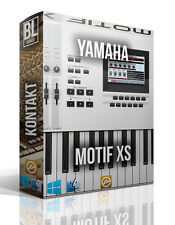 YAMAHA MOTIF XF KONTAKT LOGIC PRO X WAV 35 GB ENTIRE SOUND LIBRARY 2016 SOUNDS