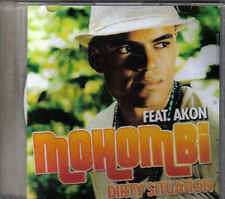 Mohombi feat Akon-Dirty Situation Promo cd single