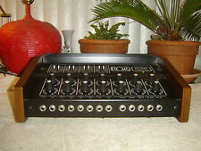 Ross PC 4100, Powered Mixer, Spring Reverb, Vintage