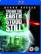THE DAY THE EARTH STOOD STILL - NEW AND SEALED BLU-RAY (FREE 1st Class Post)