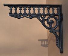 Winkel für Abdach, Vordach-Stütze, Träger als Eck-Ornament Haustür-Schutz -LG112