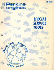PERKINS ENGINES SPECIAL SERVICE TOOLS   MANUAL M-1056