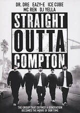 STRAIGHT OUTTA COMPTON 2016 Rap Music Action dvd ICE CUBE Dr. Dre EAZY-E mc Ren