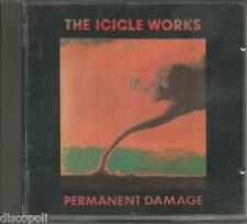 THE ICICLE WORKS - Permanent damage IAN MCNABB CD MINT