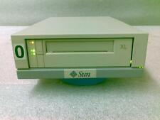 Sun Microsystems 4mm dds-2 4 external 8gb tape Drive gwv611-t p n 599-2105-01