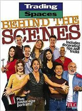 TRADING SPACES BEHIND THE SCENES: TV'S Most Daring Designers (2003, Paperback)