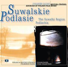 CD SUWALSKIE PODLASIE * reedycja  / Sources of Polish Folk Music 9