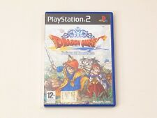 PS2 GIOCO DRAGON QUEST L'ODISSEA DEL RE MALEDETTO - PAL - GAMES PLAYSTATION 2