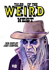 138 TALES OF THE WEIRD WEST #2 Rainfall chapbook. Weird western horror fiction