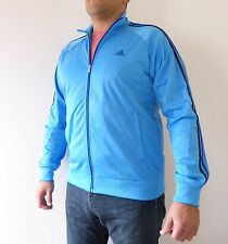 Adidas Men's Clima 365 Track Jacket/Light Blue - Size XL / BRAND NEW!