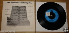 "THE TRAINSPOTTERS ~ HIGH RISE ~ UK ARISTA PUNK 7"" 1979 GREAT CONDITION"