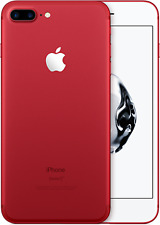 New Imported Apple iPhone 7 Plus 128GB 3GB 12MP Dual Cam 7MP Red Color