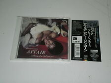 ABBEY LINCOLN - AFFAIR - JAPAN CD 1995 W/OBI LIBERTY RECORDS - MINT-/MINT-