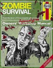 Haynes Zombie Survival Manual - The complete guide to surviving a zombie attack!