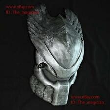 1:1 Scale Prop Replica Model Predator AVP Helmet Ancient Temple Guard Mask PD17