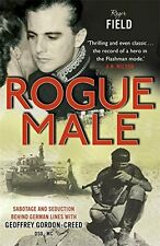 ROGER FIELD ___ ROGUE MALE ___ BRAND NEW ___ FREEPOST UK