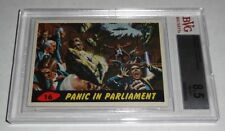 1962 Mars Attacks Panic In Parliament # 16 NM-MT+ BGS BVG 8.5 Like PSA Bubbles