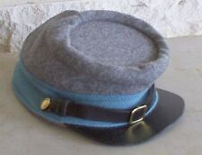Confederate Infantry Kepi, Civil War Hat, US Made, New