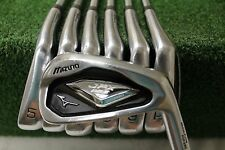 Used RH Mizuno JPX 825 Pro Forged 4-PW Iron Set KBS Stiff Flex Steel Shafts
