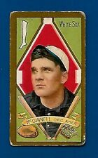 1911 T205 Gold Border Amby McConnell Chicago White Sox  VG  Additional Ship Free