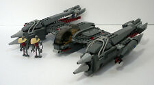 LEGO Star Wars 7673 Magna Guard Starfighter 2 Minifigures No capes