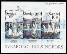 Sweden MNH 2006 The Sveaborg Suomenlinna Fortress - Joint Issue with Finland