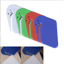 Mail Envelope Plastic Letter Opener Office Equipment Safety Paper Guarded Cutter