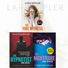 Lars Kepler Blue Door Thriller Collection 3 Books Set Paperback English