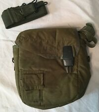 US Military 2 Quart Collapsible Canteen w CAP & EXC 2QT OD Cover & Strap