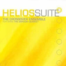 The Crossover Ensemble-Helios Suite CD NEW